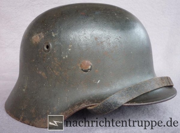 M40 steel helmet used by the